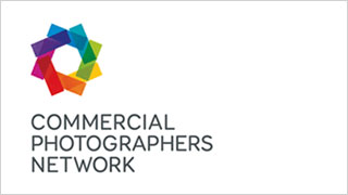 The commercial Photographers network logo image