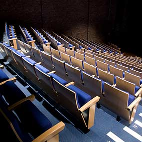 Theatre seating image