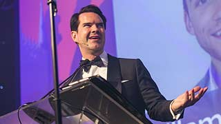 The Negotiator Awards presented by Jimmy Carr image