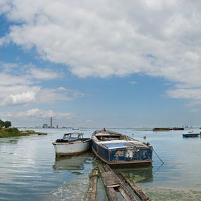 Panoramic Photographer Sussex Kent Gillingham Riverside Park image